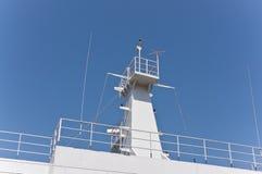 System nawigacji anteny Zdjęcia Royalty Free