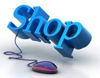 System online stock abbildung
