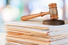 System Prawny Obraz Stock