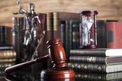 System Prawny Prawa i sprawiedliwości pojęcie Obraz Stock