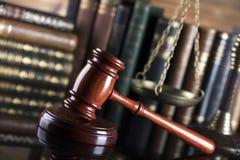 System Prawny Prawa i sprawiedliwości pojęcie Zdjęcia Stock