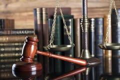 System Prawny Prawa i sprawiedliwości pojęcie Fotografia Royalty Free
