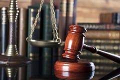 System Prawny Prawa i sprawiedliwości pojęcie Fotografia Stock