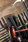 System Prawny Prawa i sprawiedliwości pojęcie Zdjęcie Stock