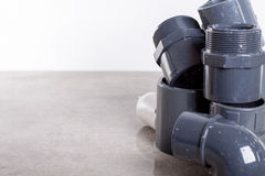 System PVC-U fittings Royalty Free Stock Photography