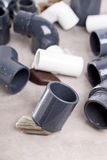 System PVC-U fittings Stock Photography
