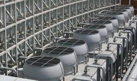 System  ventilation Stock Photo