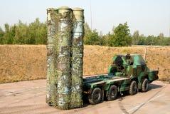 Systemen van de luchtdefensie s-300 Royalty-vrije Stock Foto