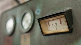 Systemmaßindikator für die Überwachung von Bedingung lizenzfreies stockbild