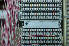 Systemnetzwerk Lizenzfreies Stockfoto