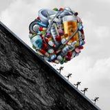 Systemu Opieki Zdrowotnej problem ilustracji