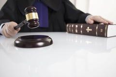 Systemu prawnego pojęcie Obraz Royalty Free