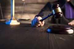 Systemu prawnego pojęcie Obraz Stock
