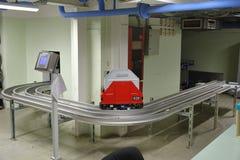 Système de transport de monorail Images libres de droits