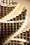 Système de vin Photo libre de droits