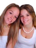 systrar royaltyfri foto