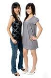 systrar Royaltyfria Bilder