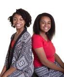 2 systrar eller vänner Royaltyfria Foton