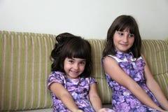 systrar två Royaltyfri Bild