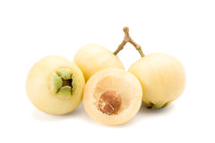 Syzygium jambos or rose apple Stock Photography