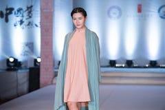 Szósty serii Yi mody przedstawienie Fotografia Royalty Free