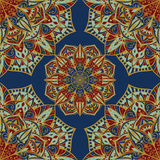 Szablon dla dywanika ilustracja wektor
