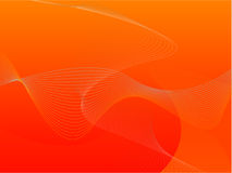 szablon pomarańczowe Fotografia Royalty Free