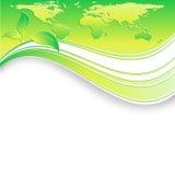szablonu środowiskowy nowożytny wektor Zdjęcie Royalty Free