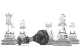 szach - mat Obraz Royalty Free