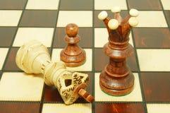 szachowa gra Obraz Stock