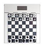 szachowa podróż fotografia stock