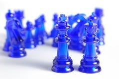 szachowa postać zdjęcia stock