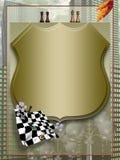 szachowa rywalizacja Zdjęcie Royalty Free