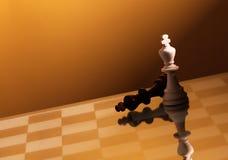Szachowi królewiątka zdjęcie royalty free