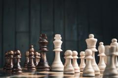 szachowi królewiątka dwa Fotografia Stock