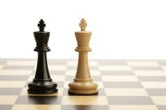 szachowi królewiątka Zdjęcia Stock