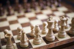 szachownica Zdjęcia Stock