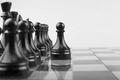 szachownica Obraz Stock