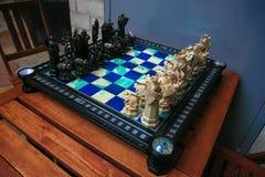 szachownica zdjęcie royalty free