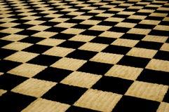 szachownica zamazana Zdjęcie Royalty Free