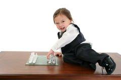 szachowy bawić się dziewczyny zdjęcia royalty free