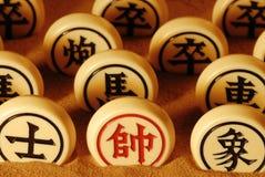 szachowy chiński tradycyjny zdjęcia royalty free