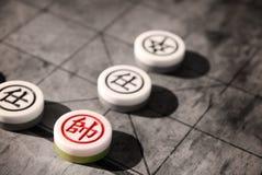 szachowy chińczyk Obrazy Stock