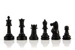szachowy kawałek zdjęcie royalty free