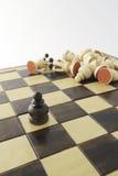 szachowy pojęcie Obrazy Royalty Free