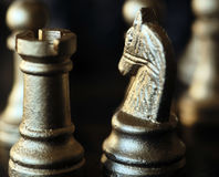 szachowy set Zdjęcia Stock