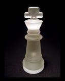 szachy 1 kawałek Zdjęcie Royalty Free