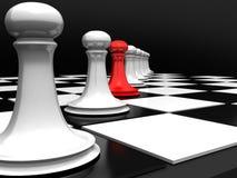 szachy ilustracji