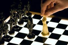 szachy Zdjęcia Stock