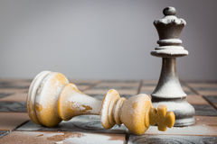 szachy Obraz Stock